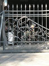 Bramy i ogrodzenia - Kowalstwo Artystyczne - Edward Danaj